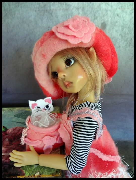 Kaye Wiggs Dolls for Sale | Outfit for Kaye Wiggs Annabella Nyssa Miki Layla and Other MSD Size ...