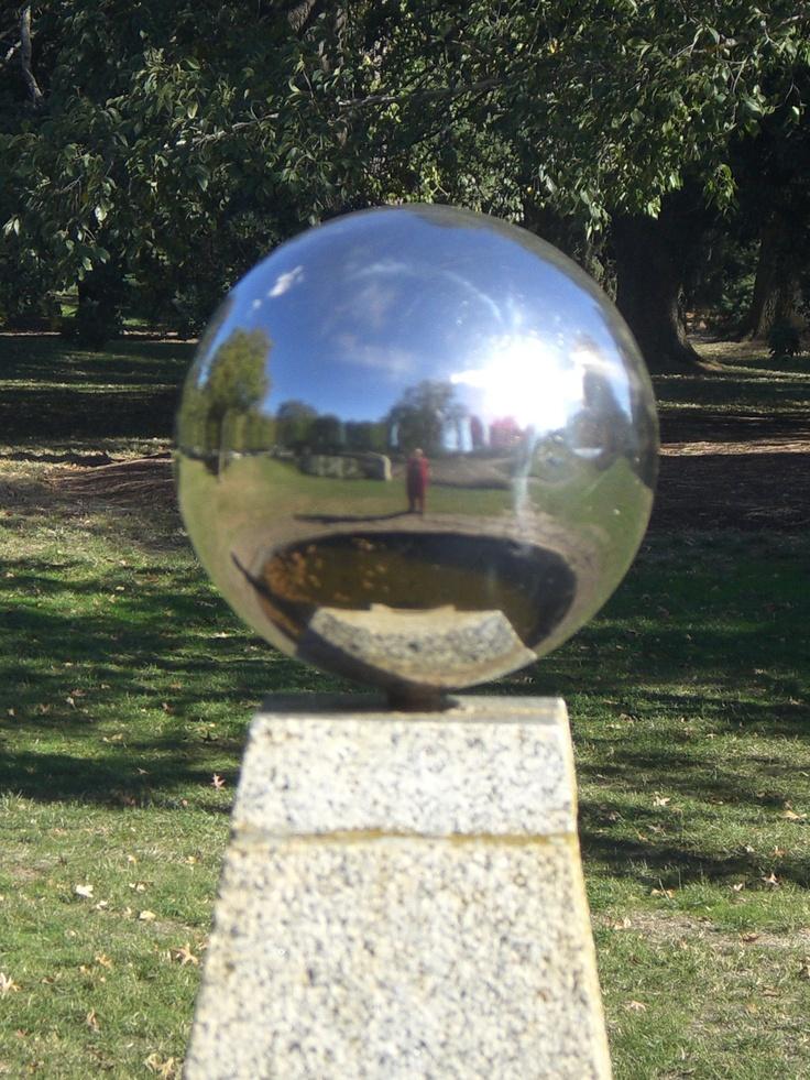 Ballarat gardens, Victoria, Australia.