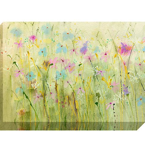 Buy Sue Fenlon - Make A Wish Canvas, 70 x 100cm Online at johnlewis.com