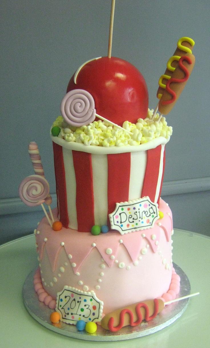 69 Best Fun Cakes Images On Pinterest Fondant Cakes Anniversary