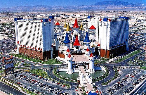 Popular and Populist Hotel of Excalibur Hotel for Casino games and all..