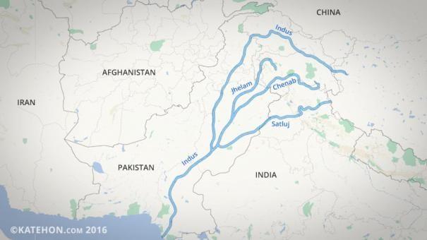 La crisis asiática del agua en la sombra de la guerra nuclear (1ª parte).