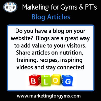 Get your website rocking with a blog