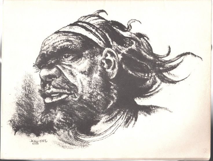 Artwork of Eric Ernest Jolliffe (31 January 1907 – 16 November 2001) an Australian cartoonist and illustrator.