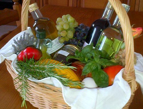 selfproducts for our guests - Apartment Ariabuona in Moneglia (Genua), Italien, Ligurien