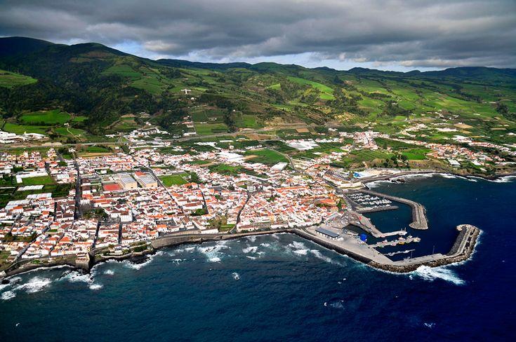 Marina of Vila Franca, São Miguel Island
