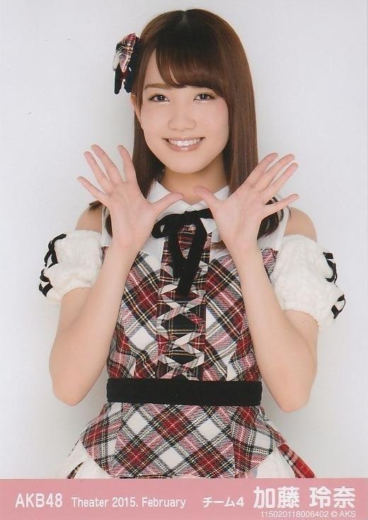 AKB48 39th Single 「Green Flash」加藤玲奈 | Rena Kato #AKB48