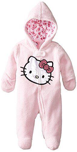 Hello Kitty Baby Baby-Girls Newborn Hooded Pram, Pink Candy, 6-9 Months Hello Kitty http://www.amazon.com/dp/B00KOO222Q/ref=cm_sw_r_pi_dp_8yFmub0J7Q6SN