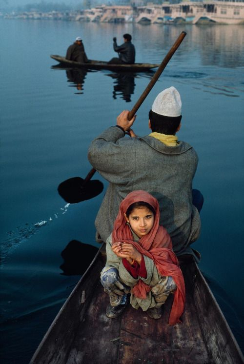 Dal Lake, Sringar, Kashmir,India.
