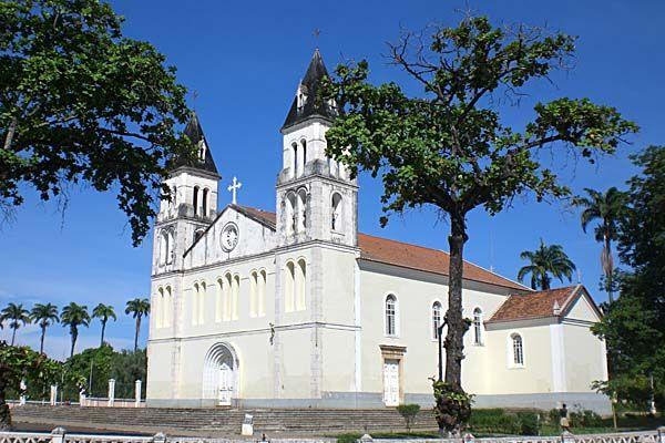 Catedral de São Tomé e Príncipe