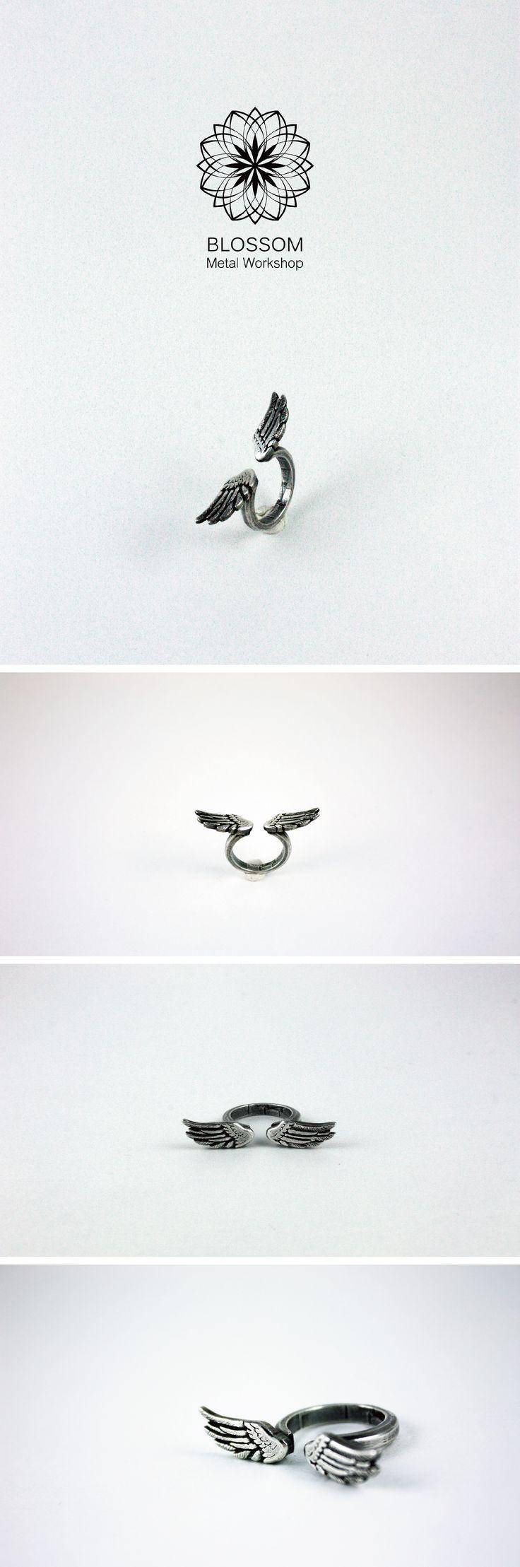 【 翅膀 】 ● 設計款 ─ 這世界比你想像中的寬闊,隨時都是你展翅高飛的時候。