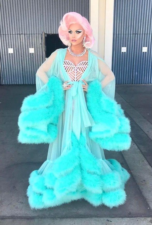 Farrah Moan / Drag Queen / RuPaul's Drag Race