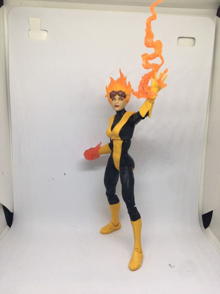 Marvel Legends Custom New Mutant Magma Xmen X-men Magik Deadpool Cable Logan | eBay