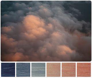 ColourSpun: ColourSpun ColourWays - Stormy Sunset