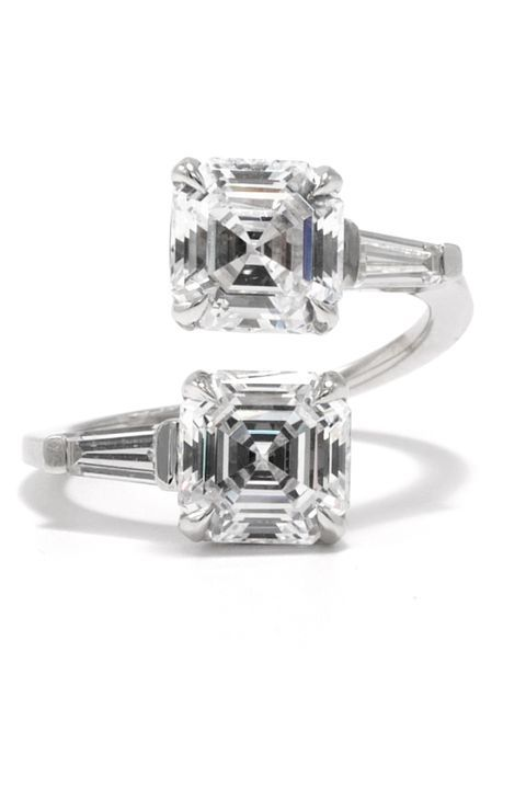Alternative Engagement Rings For The Non Traditional Bride At Every Price Point Engagement Ring Buying Guide Alternative Engagement Rings Nontraditional Engagement Rings