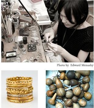 Satomi Kawakita is a New York Citybased jewelry designer and