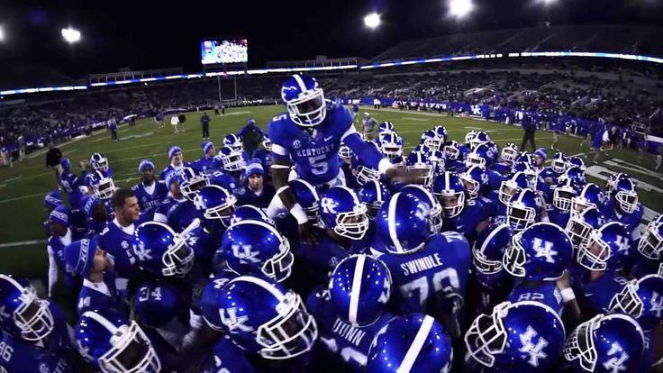 2016 Kentucky Wildcats Football Schedule