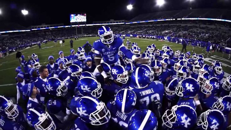 2016 Kentucky Wildcats Football Schedule