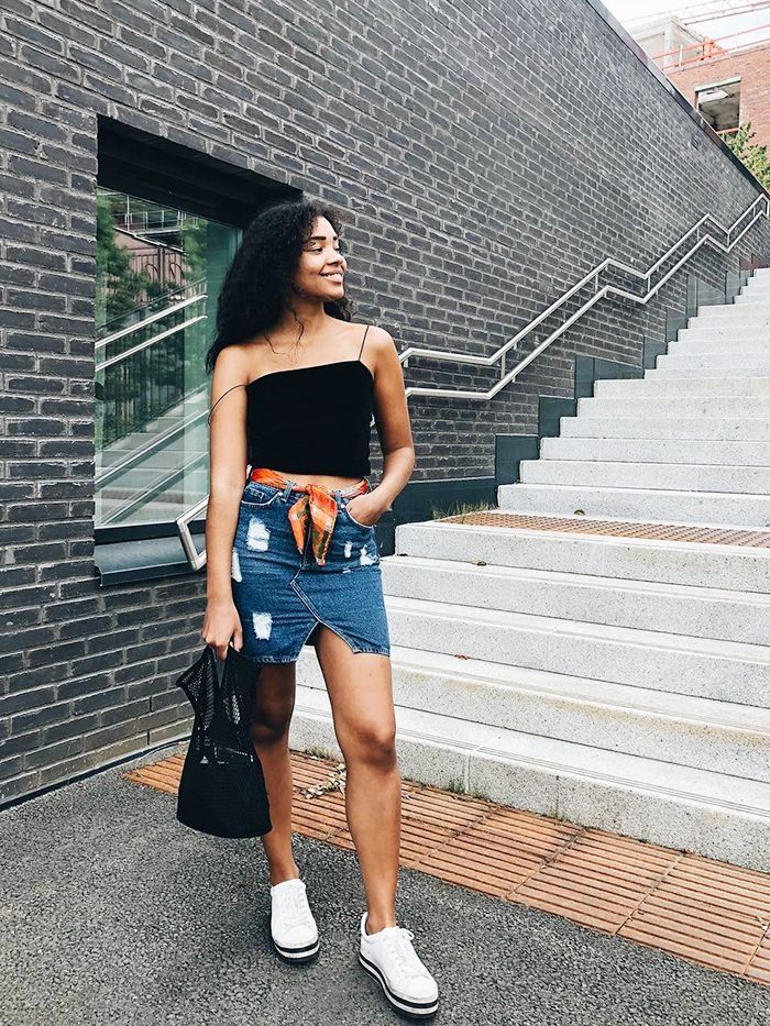 9db6d722f56d38 110 Instagram Outfit Ideas to Get You Through the Rest of the Year