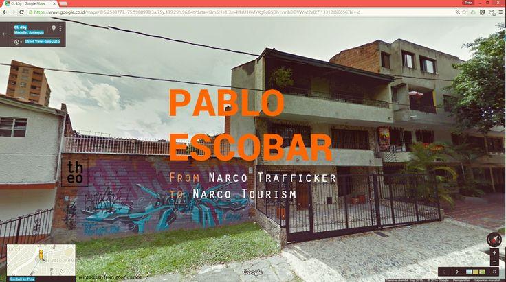 Masyarakat Kolombia setuju pada satu hal bahwa Pablo Escobar sangat menjual. Terutama dengan meningkatnya jumlah kunjungan wisatawan ke Kolombia