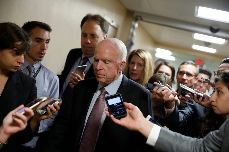 Senator McCain Introduces Legislation to Kill Jones Act in Puerto Rico