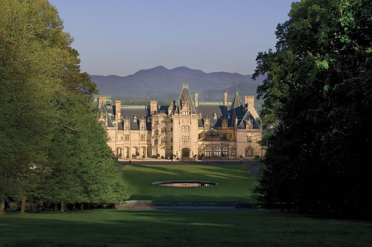 North Carolina: Biltmore House  25 Tourist Attractions Worth The Money (And 5 That Aren't) | Money