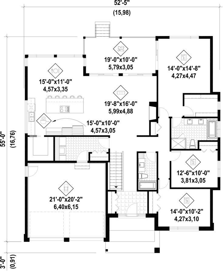 Plan De Maison Design Top Find This Pin And More On Plans De Maison