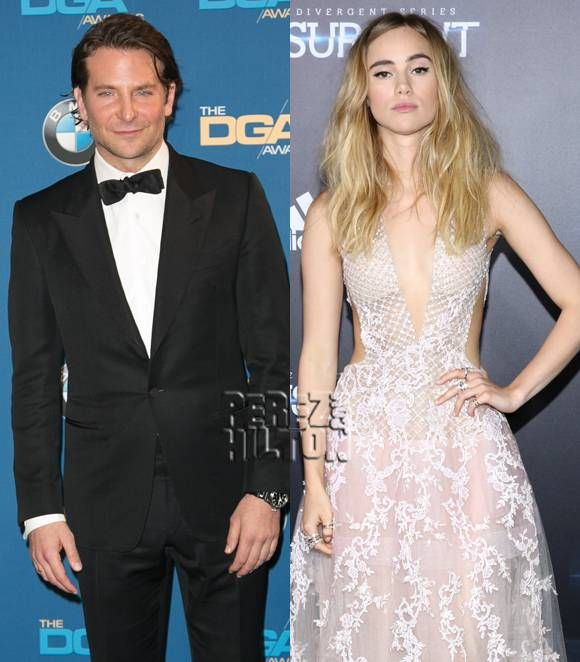 Bradley Cooper & Suki Waterhouse Are Doing Just Fine Without Each Other