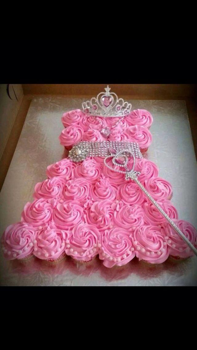 Birthday cake idea. (Screen shot from FB)