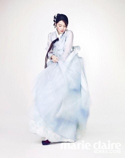 이영애 한복 화보 korean hanbok