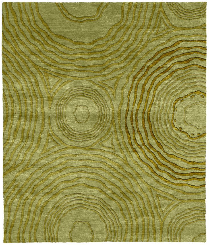 October Sky A Hand Knotted Tibetan Rug from the Tibetan Rugs 1 collection at Modern Area Rugs