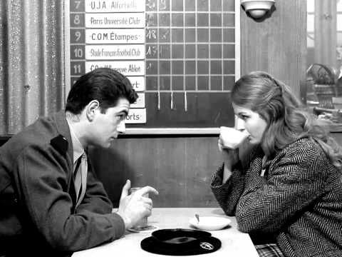 Ma Môme - Jean Ferrat - Anna Karina - Jean-Luc Godard Vivre Sa Vie 1962