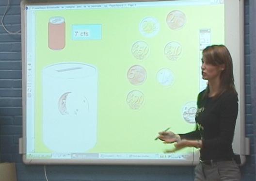 Le tableau blanc interactif. Capsules vidéo pédagogiques http://www.csduroy.qc.ca/Capsules/outils_denseignement/tableau_interactif/