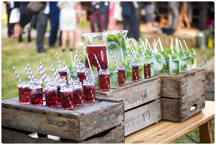 Rustikale englische DIY-Hochzeit in Kent von Dominic Whiten | Hochzeitsblog - The Little Wedding Corner