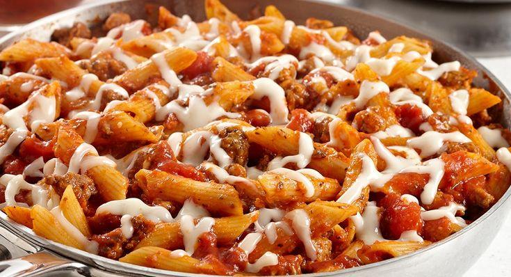 Az olasz ételek rajongóinak, mámorító ragu és rengeteg mozzarella – ennél jobbról álmodni sem lehet!