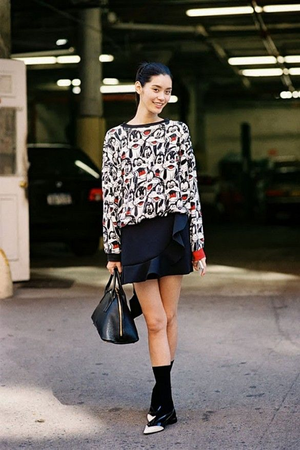 21 Inspiring Street Style Looks You Have To See Now via @WhoWhatWear