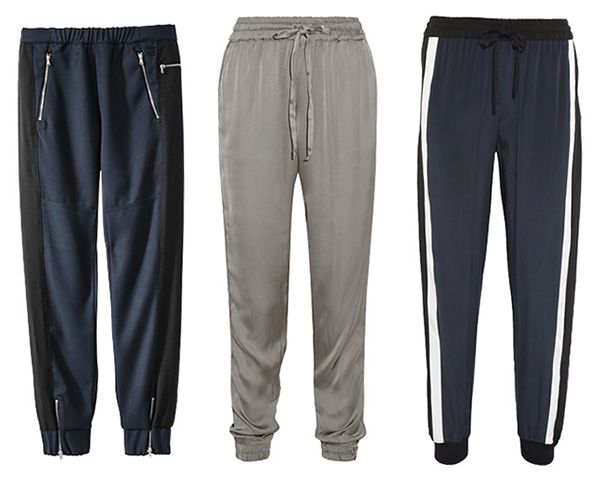 Dressy Sweatpants To Wear This Holiday Season and Beyond  #InStyle