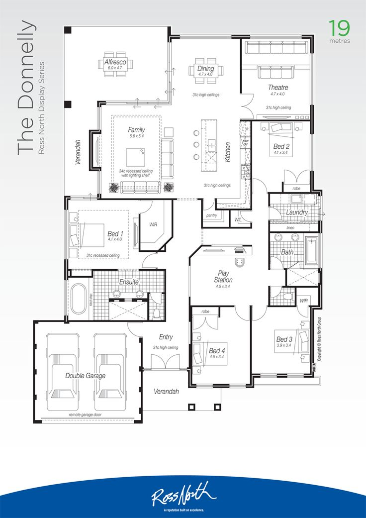 The Donnelly | Ross North Homes