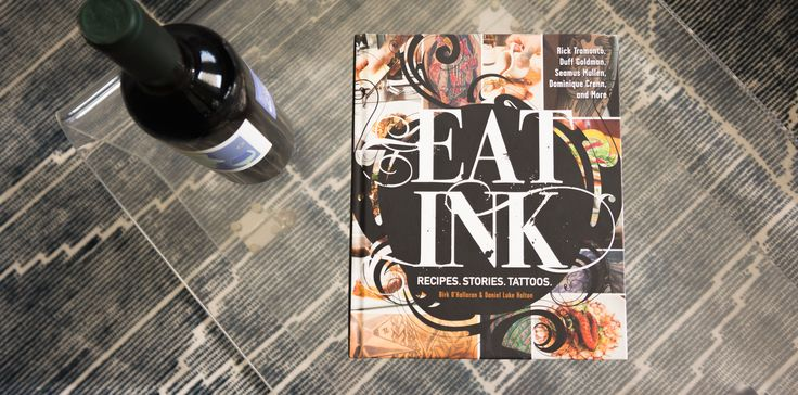 Eat Ink | The world's best (and only) tattoo-themed cookbook