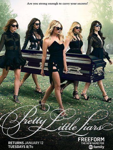 Pretty Little Liars - Saison 6 - http://cpasbien.pl/pretty-little-liars-saison-6/