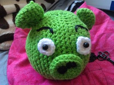 Tutorial Amigurumi Angry Bird : Best crochet angry birds images angry birds