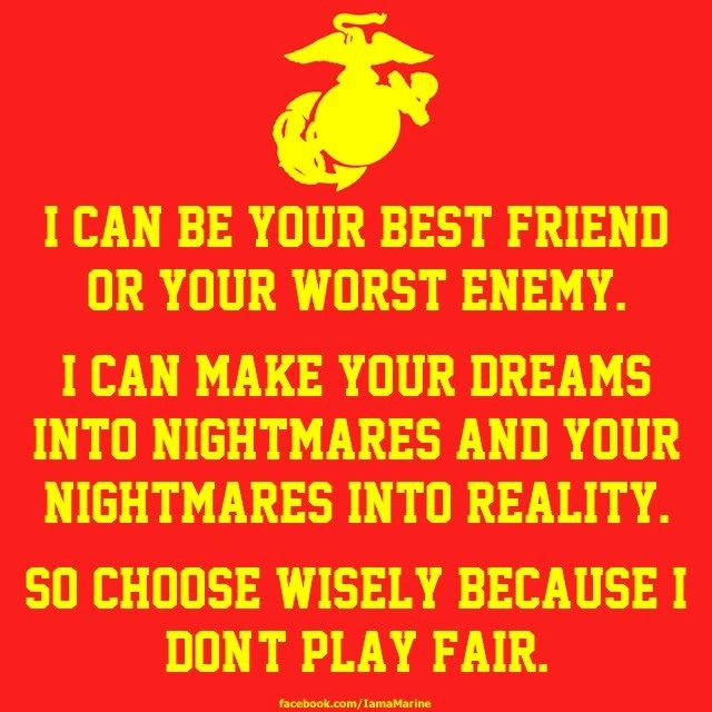 Best Marine Quotes And Sayings: 17 Best Images About Marines On Pinterest