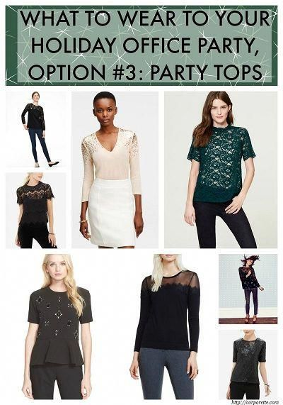 What to Wear to Your Holiday Office Party – #holiday #office #party #wear