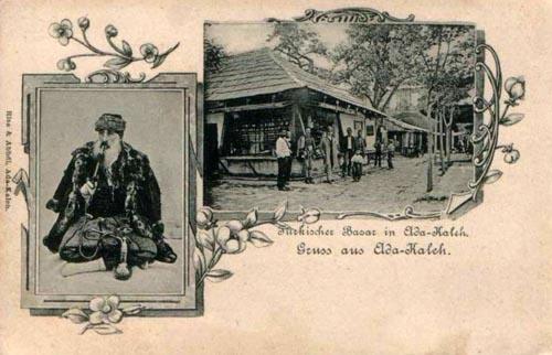 Ada Kaleh - 1900
