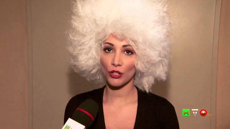 Rome Fashion Week – Seconda Serata – Intervista a Simona Gualtieri - www...