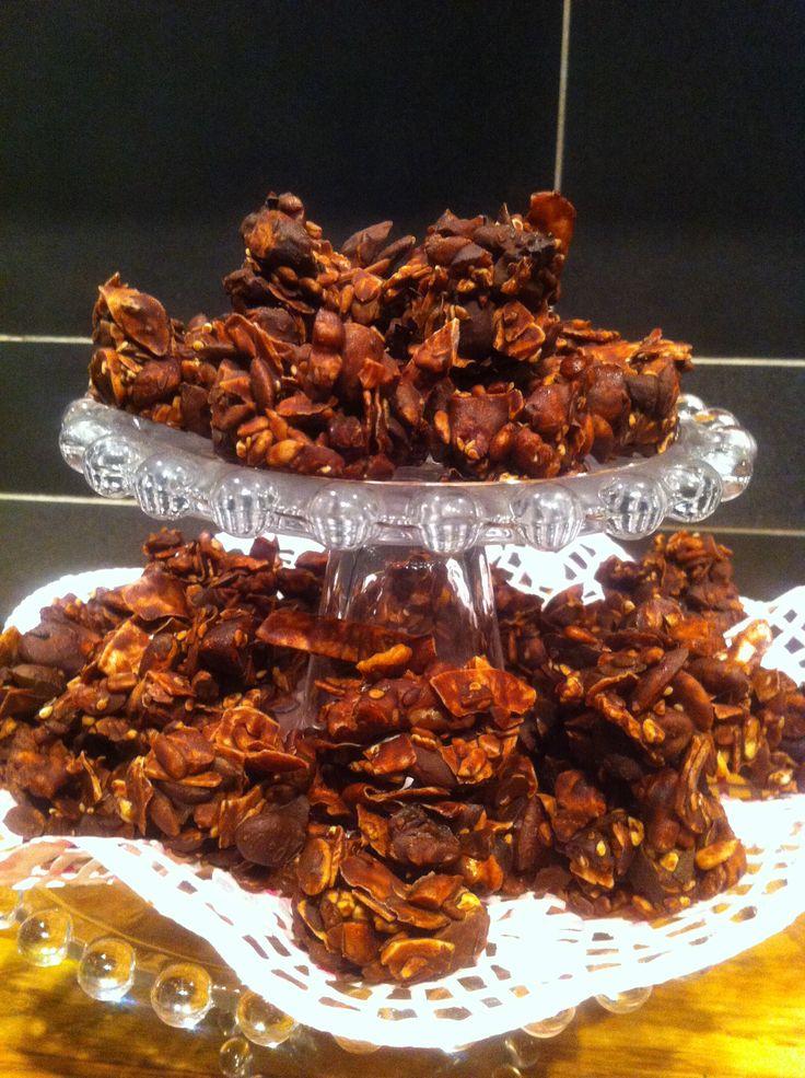 LCHF choklad krisp