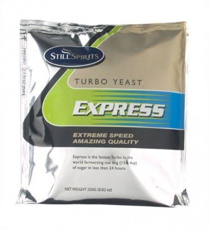 STILL SPIRITS TURBO 24 HOUR EXPRESS YEAST (200G)