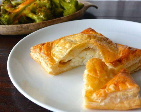 Diner voor één: Vis in bladerdeeg met geroosterde broccoli ♥ Foodness - good food, top products, great health