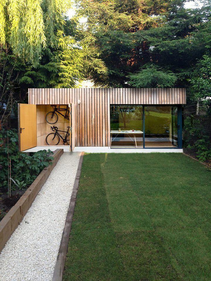 Garden Shed Ideas Gardensheddesigns Garden Cabins Modern Garden Garden Buildings