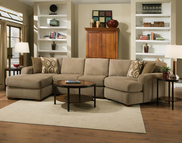 Reeve 3 Piece Modular Sectional Has The Quot Cuddler